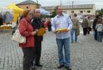 Jakub Unucka. Volebni kampaň před komunálními volbami 2010.