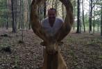 Jakub Unucka. Lesní park Klimkovice a sochy zvířátek.